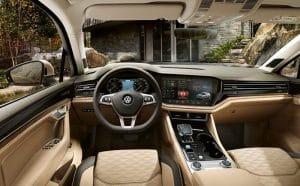Touareg 3,0 l V6 TDI SCR 210 kW (286 PS) 8-Gang-Automatik