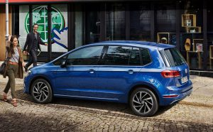 "Golf Sportsvan ""JOIN"" 1,0 l TSI (115 PS) 7-Gang- DSG"