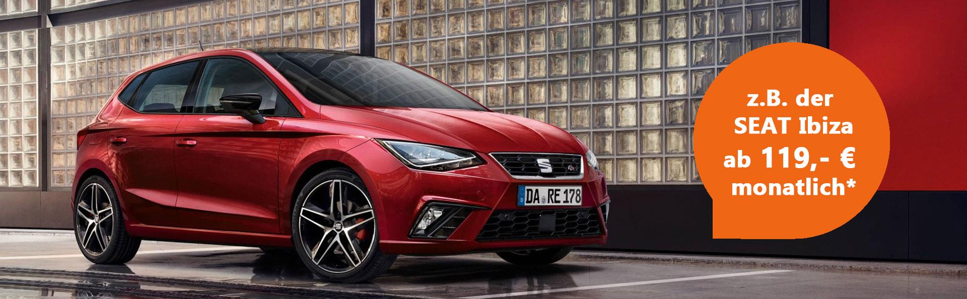 Seat Modelle Gunstig Leasen Ohne Anzahlung Autohaus