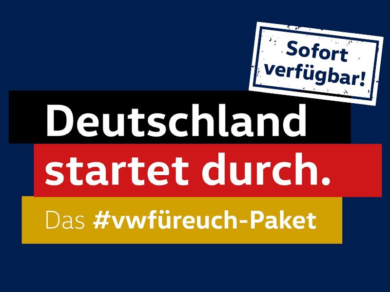 Deutschland startet durch