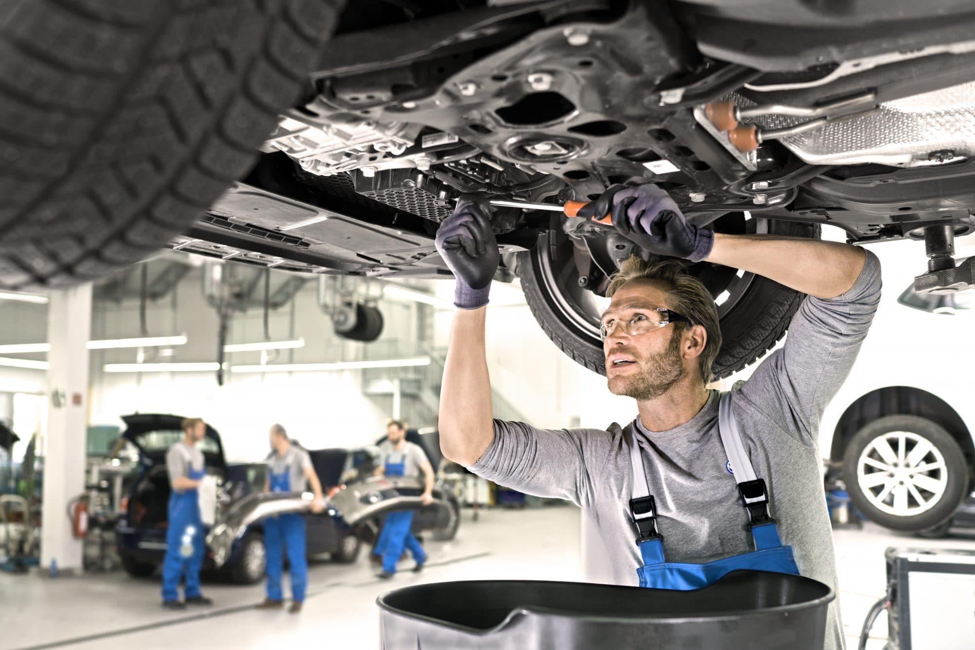 Online-Terminbuchung Volkswagen