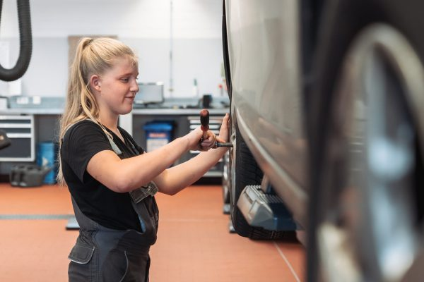 Ausbildung im Autohaus Holzberg
