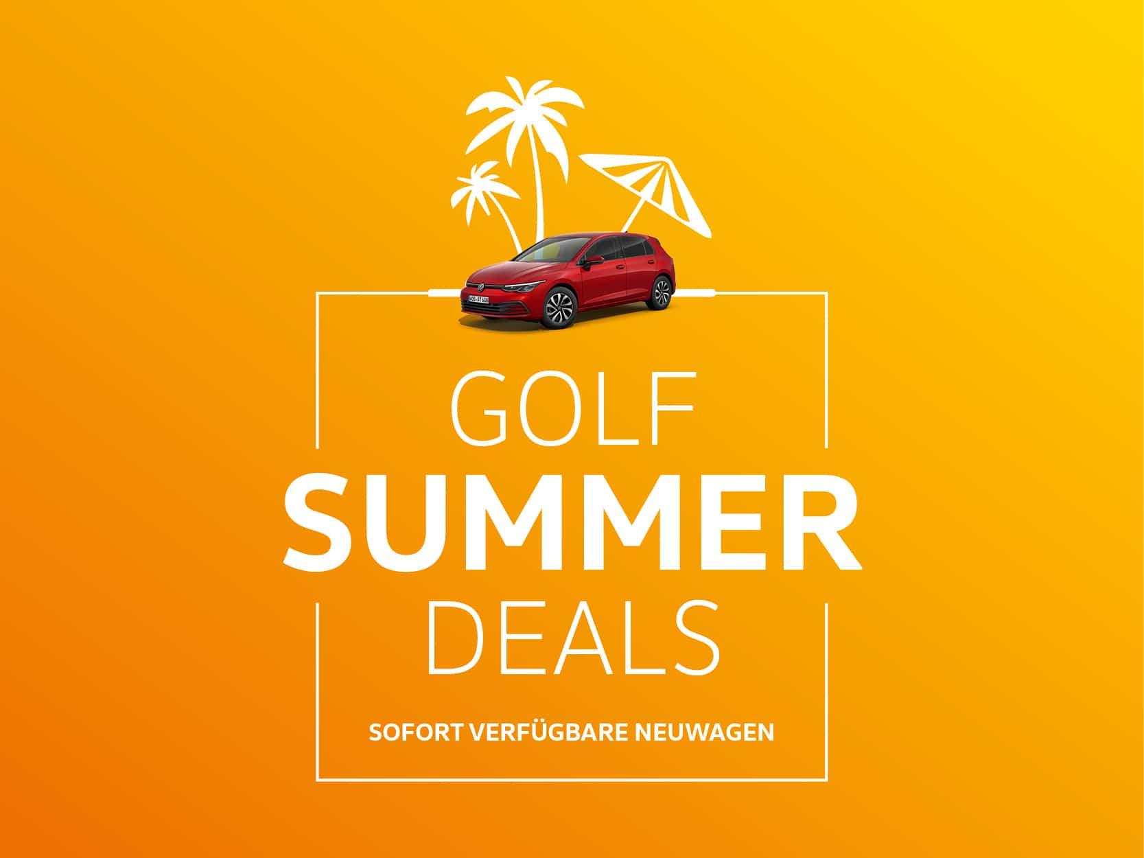 Golf Summer Deals